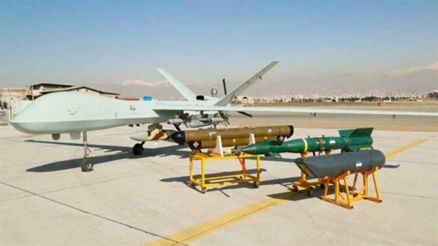Iran công bố bản sao mạnh hơn MQ-9 Mỹ