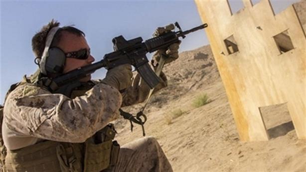Đạn vonfram 5,56mm Mỹ xuyên thủng mọi vật cản