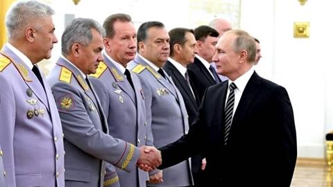EU trừng phạt quan chức lực lượng an ninh Nga