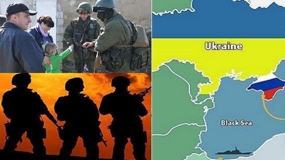 27/02: Vinh danh 'Những người lịch sự' của 'Mùa xuân Crimea'
