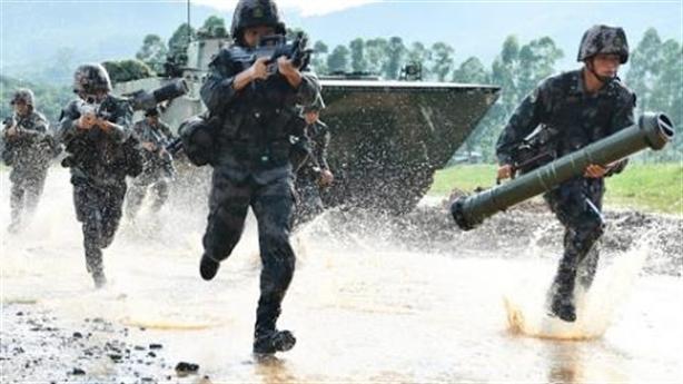 Quân đội Trung Quốc chuẩn bị tập trận kiểu mới