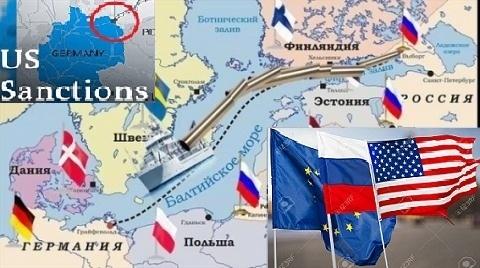 Bốn phương án cho Nord Stream-2: ''Ba cửa tử, một cửa sinh