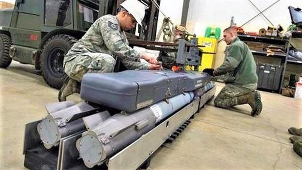 Mỹ thử vũ khí biết tự tìm mục tiêu