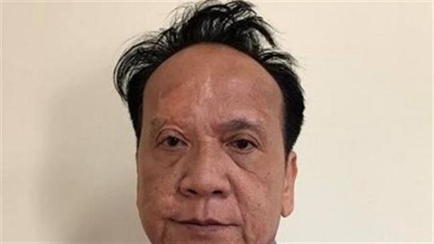 Khởi tố, bắt tạm giam nguyên Cục trưởng Cục Thuế Bình Dương