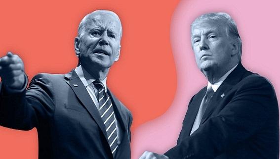 Ông Trump dự báo ảm đạm về Mỹ dưới thời ông Biden