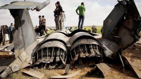 Houthi tuyên bố diệt 2 tiêm kích F-15 bằng UAV cảm tử
