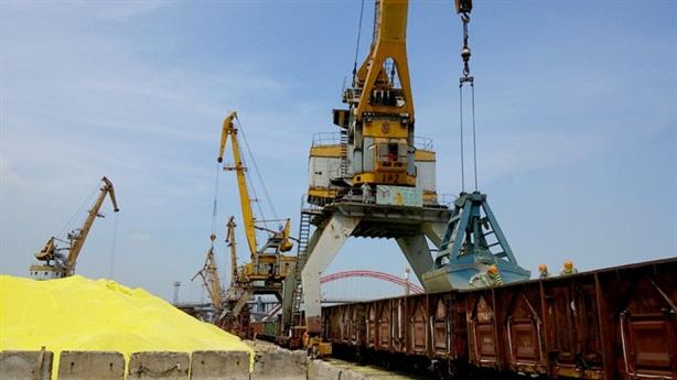Nghịch lý Việt Nam: Cảng biển là vùng trắng đường sắt