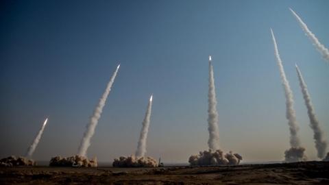 Iran đưa tới Yemen tên lửa đủ sức