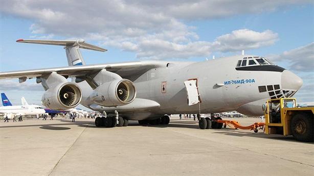 Nga tăng cường lực lượng hàng không vận tải quân sự