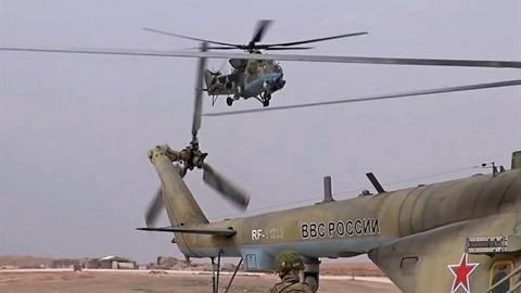 Nga có thêm căn cứ quân sự lớn ở miền Trung Syria