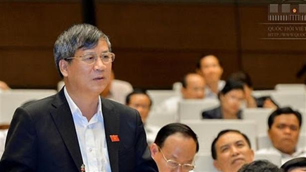 GS Nguyễn Anh Trí tự ứng cử ĐBQH lần hai