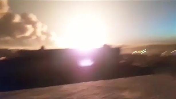 Tên lửa gần Hmeymim dội vào cơ sở dầu mỏ thân Thổ
