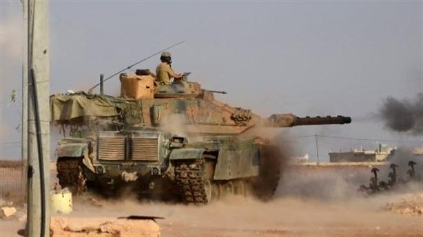 Báo Mỹ nói lại vụ tăng Thổ thiệt hại nặng tại Syria