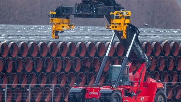 Đức muốn sớm hoàn thành Nord Stream-2