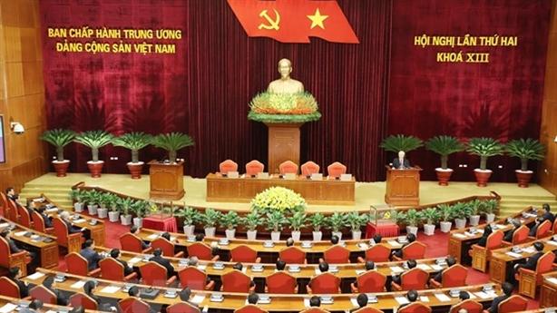 Kiện toàn chức danh lãnh đạo Nhà nước tại kỳ họp QH