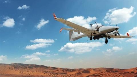 Máy bay không người lái Israel bị chặn trên bầu trời Lebanon