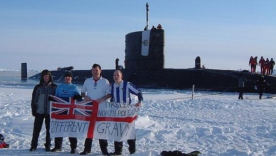 Mỹ lôi kéo đồng minh đối phó Nga ở Bắc Cực