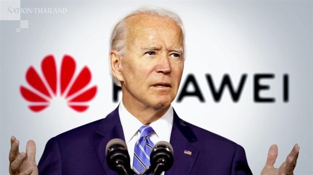 Ông Biden tăng hạn chế các sản phẩm Mỹ bán cho Huawei