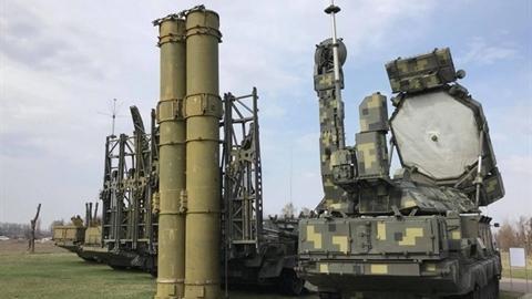 Cuộc tấn công Donbass của Ukraine được 'che phủ' bởi S-300V1