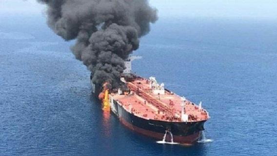 Tàu dầu Iran bị tấn công: Israel làm 1 năm 10 vụ?