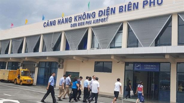 Đề nghị nâng cấp sân bay Điện Biên, đón tàu bay lớn
