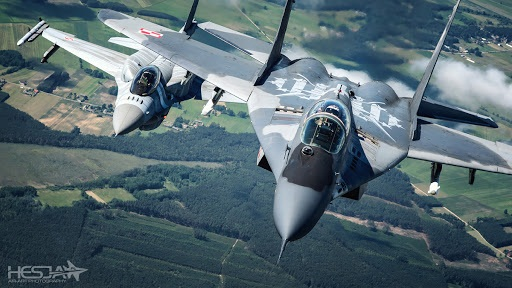 Báo Mỹ tiết lộ chuyện Israel không sợ MiG-29 Syria