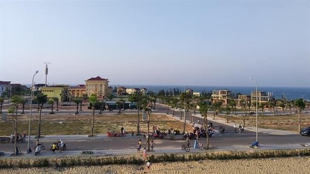 Quảng Bình:Dừng xem xét đề xuất dự án khu đô thị mới