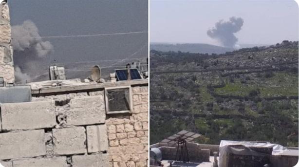 Bom đặc biệt khiến kho vũ khí HTS nổ tung