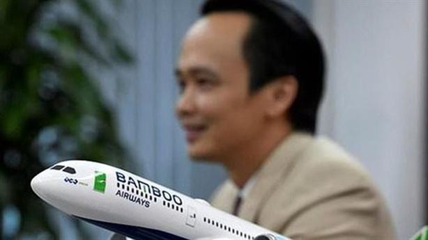 FLC chỉ còn nắm 39,4% cổ phần Bamboo Airways