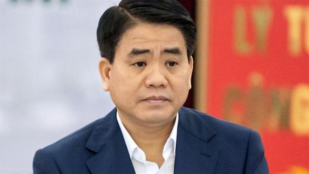 Ông Nguyễn Đức Chung bị khởi tố thêm tội danh mới