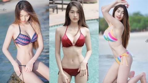 Mỹ nhân Thái gợi cảm khiến triệu đàn ông mê mẩn