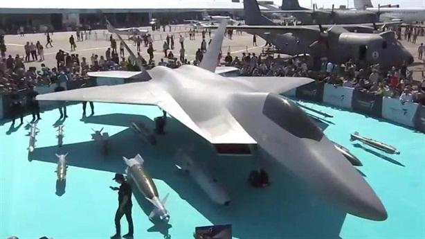 Nga giúp tiêm kích TF-X mạnh hơn F-35