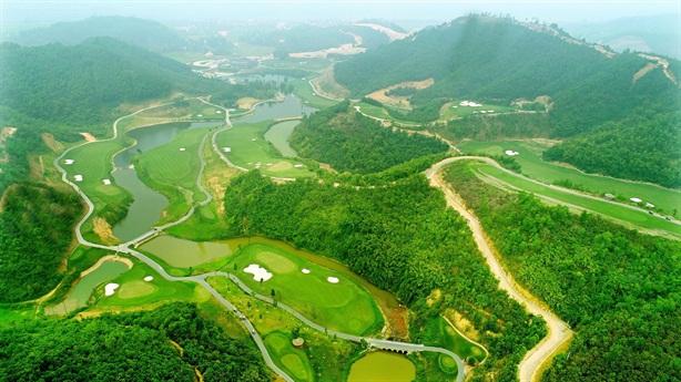Tập đoàn Geleximco:Dấu ấn từ các khu đô thị tới sân golf