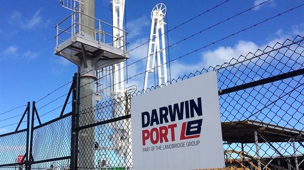 Căng thẳng với Trung Quốc, Úc xem lại dự án thuê cảng