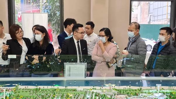 Nhà đầu tư phía Bắc chen chân mua nhà NovaWorld Phan Thiet