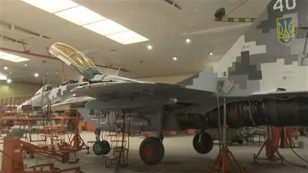 Một tiêm kích MiG-29MU2 sắp được Ukraine tung vào chiến trường