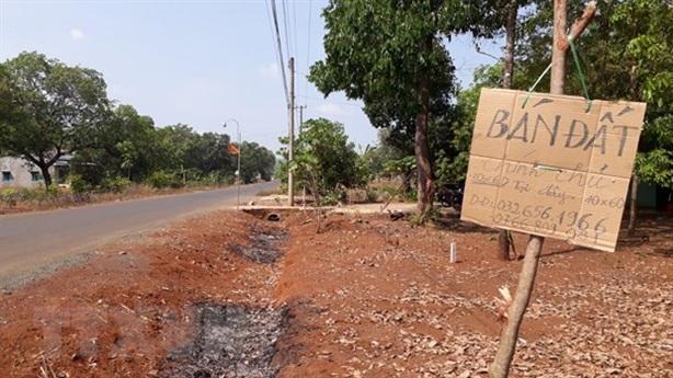Trách nhiệm lãnh đạo địa phương khi xảy ra sốt đất
