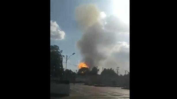 Venezuela: Tên lửa phát nổ trúng đường ống dẫn dầu của PDVSA