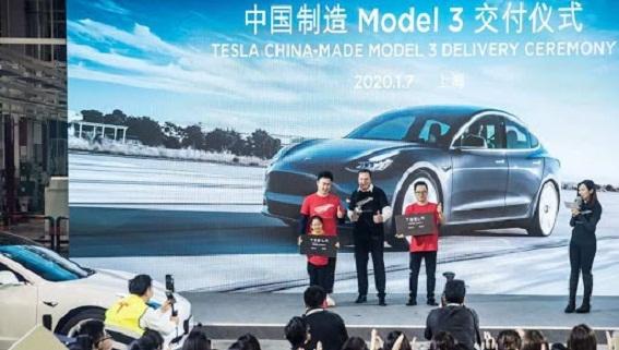 Trung Quốc dụng chiêu Mỹ với Tesla:'Đe dọa an ninh quốc gia'