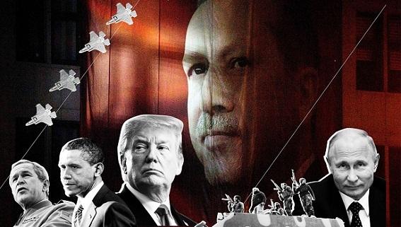 Thổ Nhĩ Kỳ: Chính sách tạo cực đối trọng địa-chính trị Đông-Tây