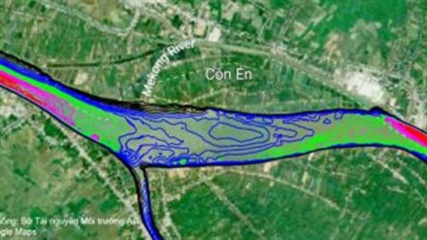 Chuyển dịch của sông Tiền,sông Hậu và phòng chống sạt lở ĐBSCL