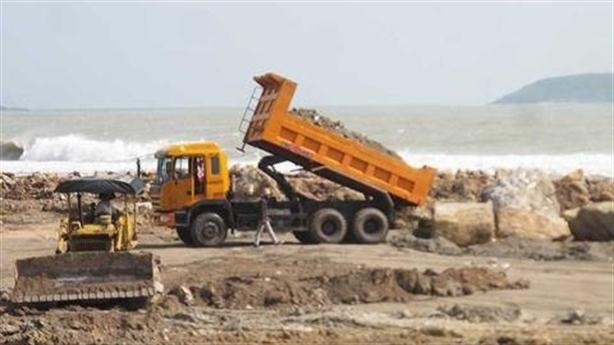 Cưỡng chế thu hồi đất dự án lấn vịnh Nha Trang