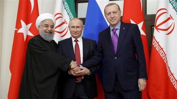 Liên minh Nga-Thổ-Iran sẽ là cơn ác mộng đối với phương Tây
