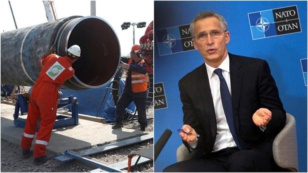 Mỹ đến châu Âu cảnh báo Nord Stream-2, NATO ngó lơ