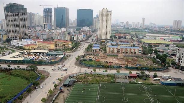 29 dự án ở Hà Nội bị kiến nghị thu hồi