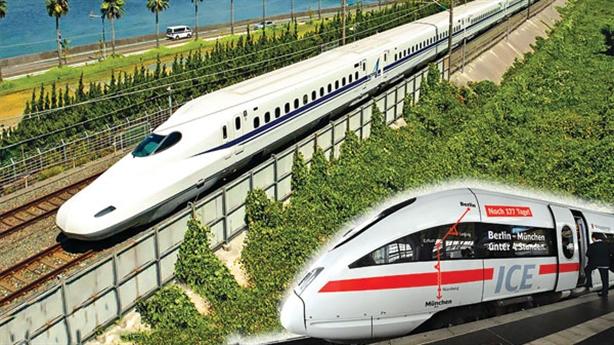Đường sắt tốc độ cao Bắc-Nam: Huy động nhà máy Việt Nam?
