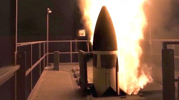 Tàu Aegis Mỹ trang bị tên lửa đánh chặn ngoài khí quyển