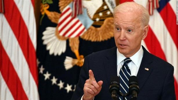 Tổng thống Biden muốn cạnh tranh với Vành