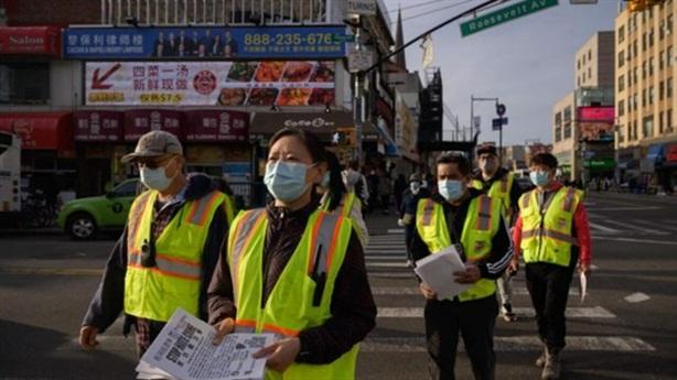 Người gốc Á bị kỳ thị: Mỹ nỗ lực hàn gắn