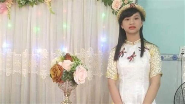 Nữ sinh xinh đẹp mất tích: 'Hay vào Facebook ban đêm'